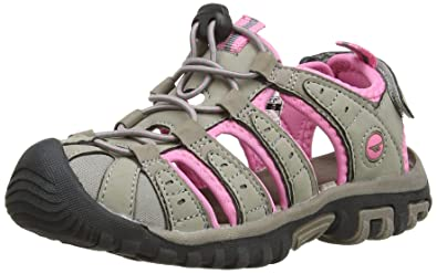67b6fe12 Hi-Tec Shore Junior Unisex-Kids' Sandals: Amazon.co.uk: Shoes & Bags