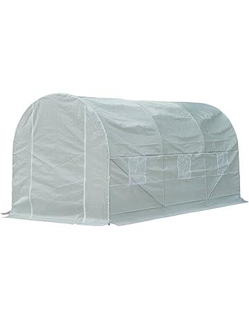 Tunnel Plastica Per Ortaggi.Amazon It Serre Tunnel Giardino E Giardinaggio