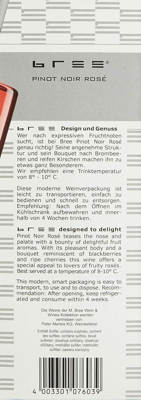gut aussehend Fabrik am besten auswählen Bree Rose Spätburgunder Feinherb Bag-in-box (1 x 3 l)