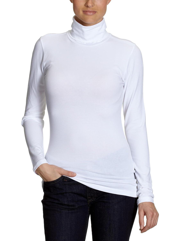 ONLY Damen Live Love Rollneck Langarmshirt  15046218