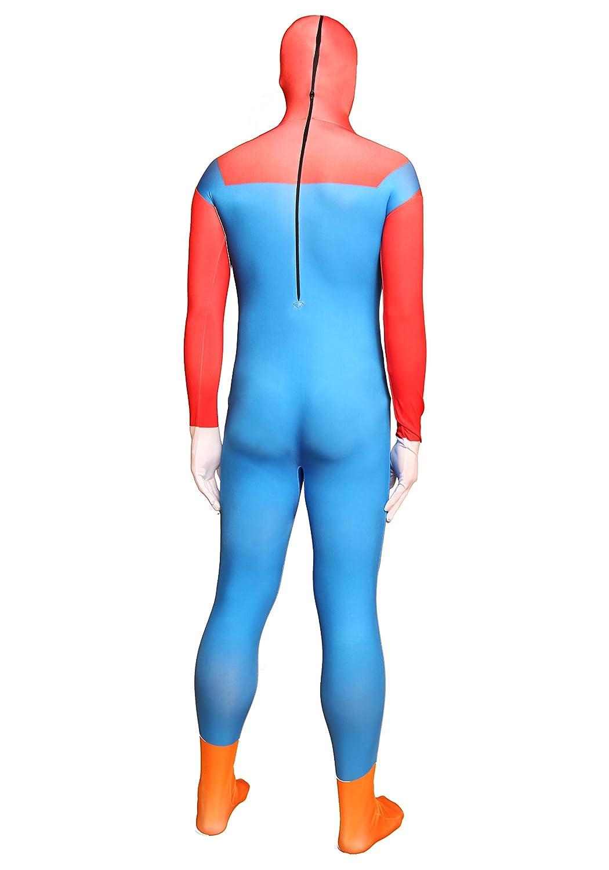 FYBR Mario - Disfraz de SuperSkin para Adulto, Unisex, para Hombre ...