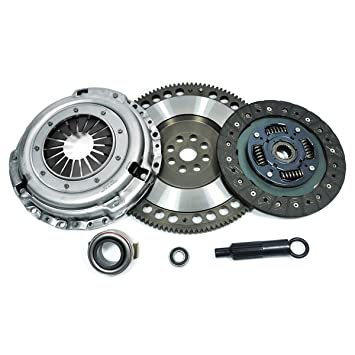 PPC HD CLUTCH KIT+CHROMOLY FLYWHEEL COROLLA MATRIX XRS VIBE GT 1.8L 2ZZZGE 6SPEED: Amazon.es: Coche y moto