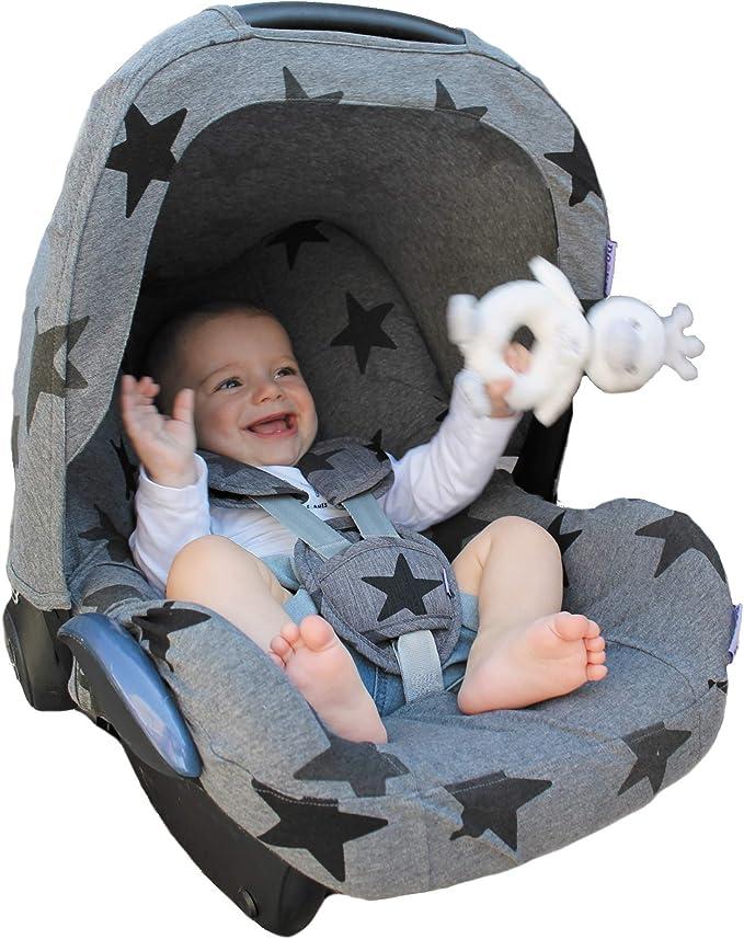 Dooky BabyFit Housse universelle pour harnais 3 et 5 points
