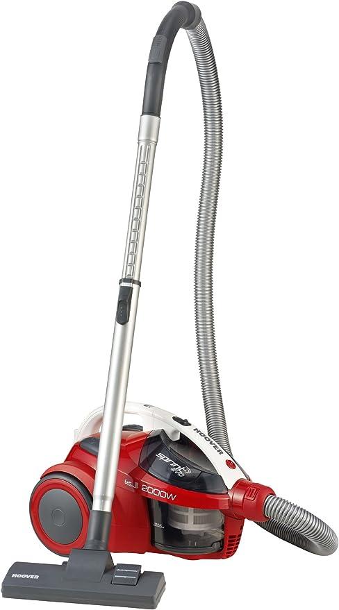 Hoover TSBE 2010 - Aspiradora (2000W, 240W, Cilindro, Sin bolsa ...