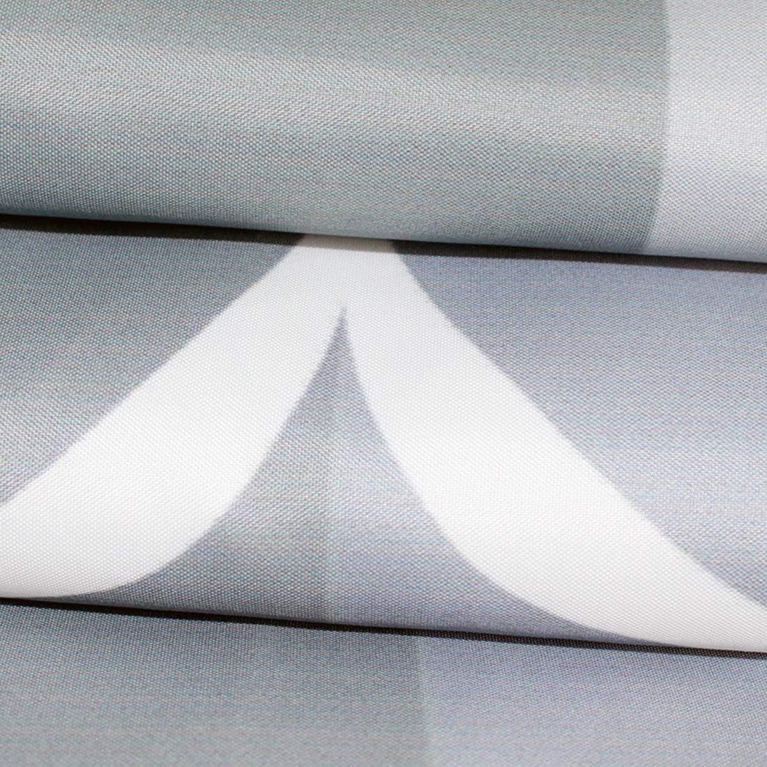 YISHU con 12 anelli per tenda da doccia per bagno tenda da doccia di alta qualit/à 180 x 180 cm//180 x 200//240 x 200 cm B*H 1 farfalla. 180*180cm antimuffa impermeabile