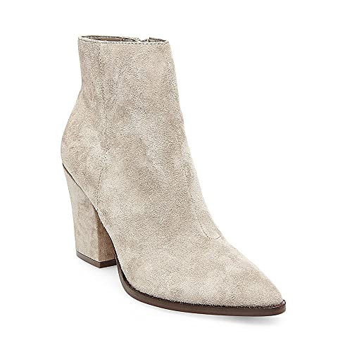 378593402d6 Steve Madden Women s Marissa Bootie Casual Taupe 6 B(M) US  Buy Online at  Low Prices in India - Amazon.in