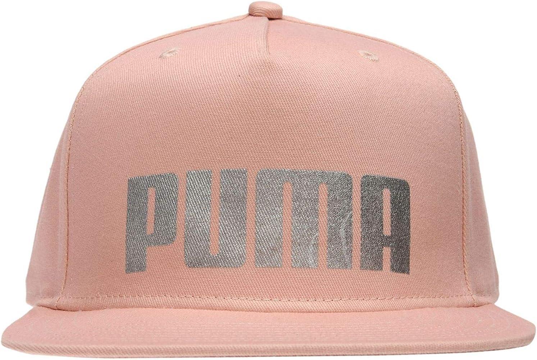 Puma Gorra Snapback Mujer Rosa: Amazon.es: Ropa y accesorios