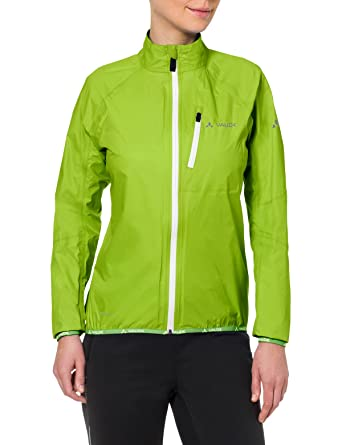 hot sale online f1faf ff349 VAUDE Damen Drop Jacket III Jacke, grün (pistachio), 34