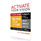 Activate Your Vision Board: Learn how to Set Goals, Take Action & Get Your Vision off the Board  and into Your Life in 40 Days or Less (English Edition)