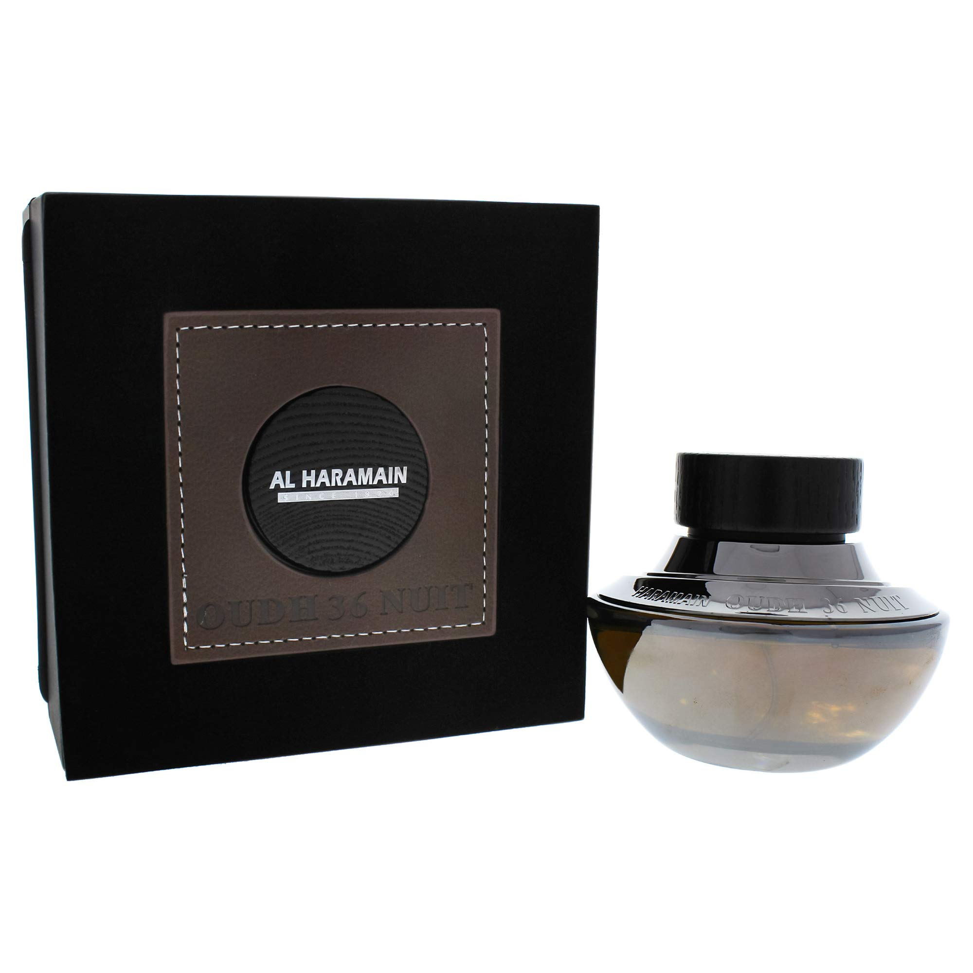 Oudh 36 Nuit by Al Haramain 2.5 oz Eau de Parfum Spray