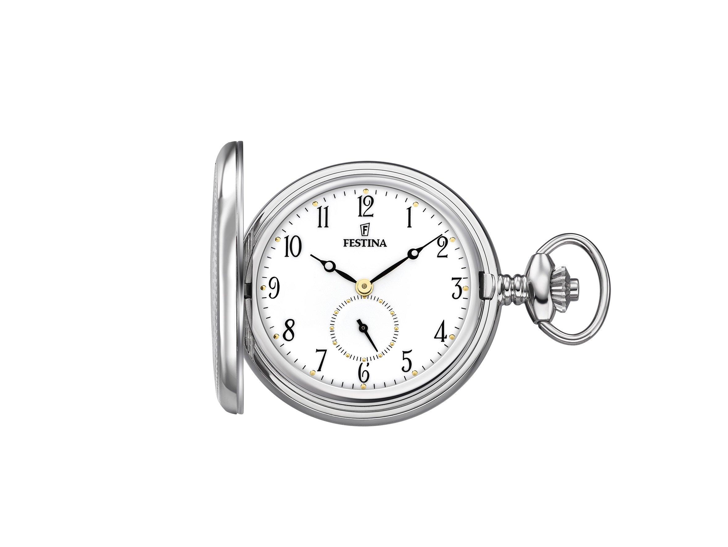 Festina Taschenuhr F2026/1 pocket watch by Festina
