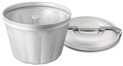 Dr. Oetker 2531 - Molde para cocinar al baño maría (2,5 litros