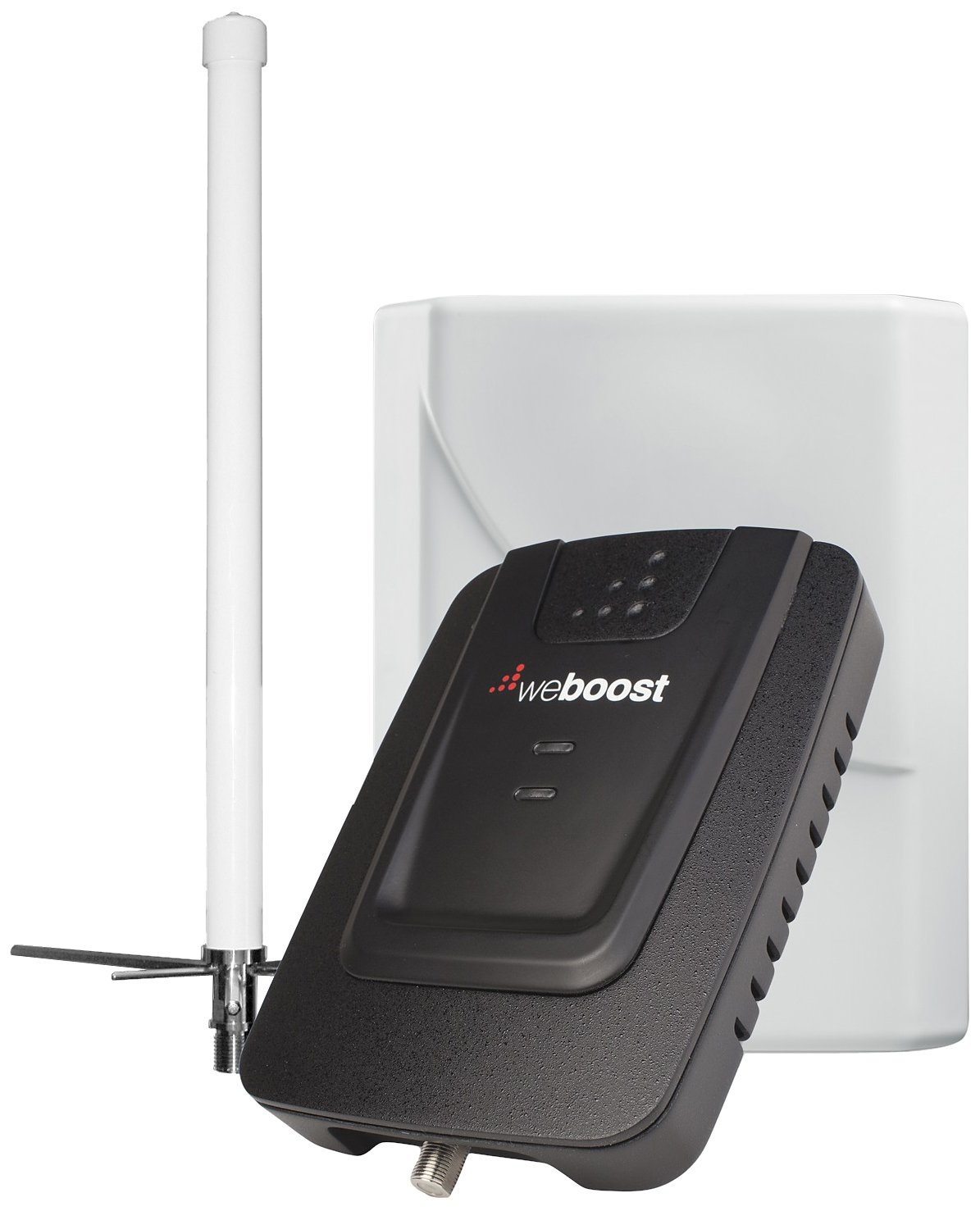 weBoost Connect 3G Omni Cell Phone Signal Booster for Home and Office – Enhance Your Signal up to 32x. Can Cover up to 5000 sq ft or Medium Home. For Multiple Devices and Users. by weBoost