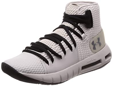 new concept 6aedb ff766 Under Armour - Chaussure de Basketball HOVR Havoc Gris pour Homme Pointure  - 41