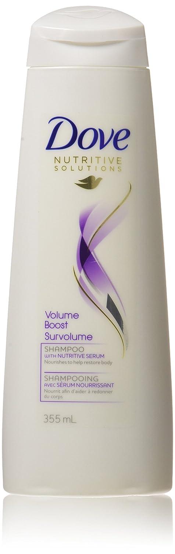 Dove Nutritive Solutions Volume Boost Shampoo 355ml