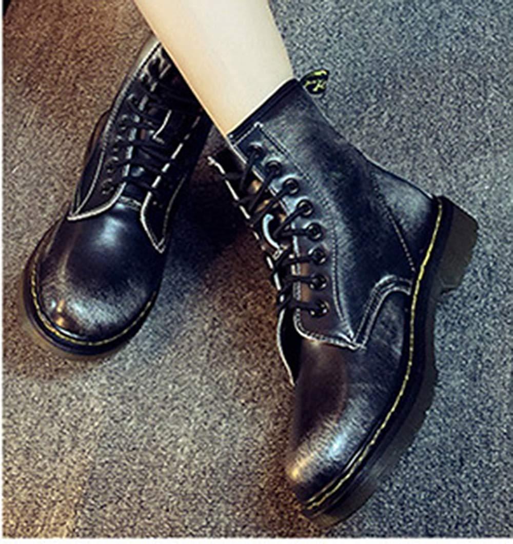 Männer Und Frauen Knöchel Martin Stiefel Warm Plus Baumwolle Baumwolle Baumwolle Schneeschuhe Liebhaber Schuhe (Farbe   2, Größe   40EU) a59058