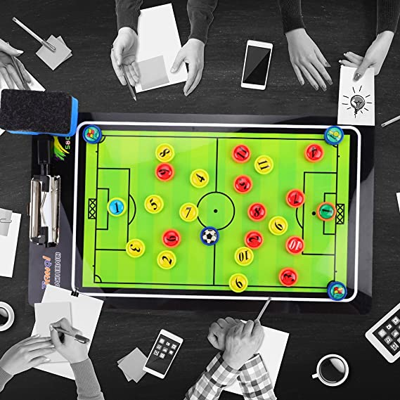 Dioche Tablero Magnético de Fútbol, Tablero Magnético de Las ...