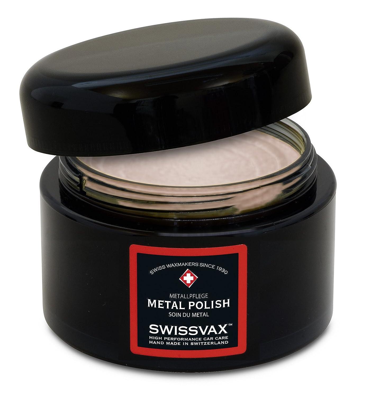 SWISSVAX METAL POLISH, soin pour chrome et mé tal, 50 ml soin pour chrome et métal SWISSVAX / SWIZÖL