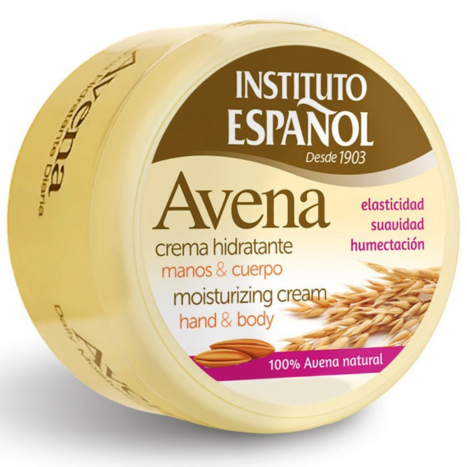 Avena Daily Moisturizing Hand Body Cream 6.8 oz Pack of 10