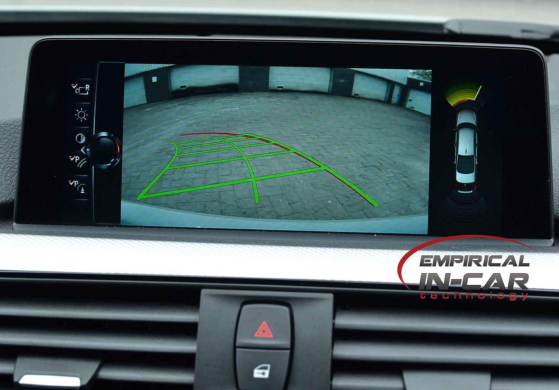 BMW Serie 3 F30 EVO - Kit de cámara de Marcha atrás para 2017 en adelante: Amazon.es: Electrónica
