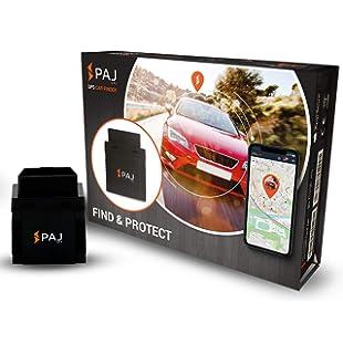 Localizador GPS Power Finder de PAJ con Imán -Marca Alemana ...