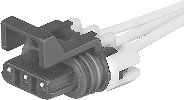 Amazon.com: ACDelco PT420 GM Original Equipment 3-Way Female Black  Multi-Purpose Pigtail: AutomotiveAmazon.com