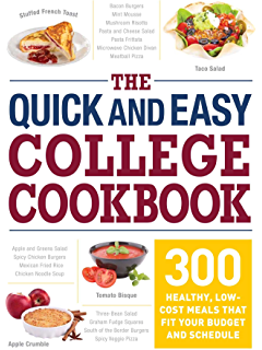 Amazon good and cheap eat well on 4day eat well on 4day the quick and easy college cookbook 300 healthy low cost meals that fit forumfinder Gallery