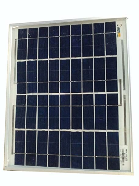 Jighisol Portable Solar Panel (10W and 12V)