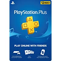 Amazon.com deals on PlayStation Plus 12 Month Membership Digital Code