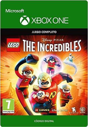 LEGO The Incredibles - Xbox One - Código de descarga: Amazon.es ...