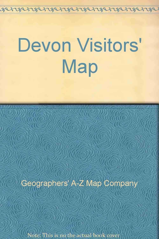 Devon Visitors' Map PDF