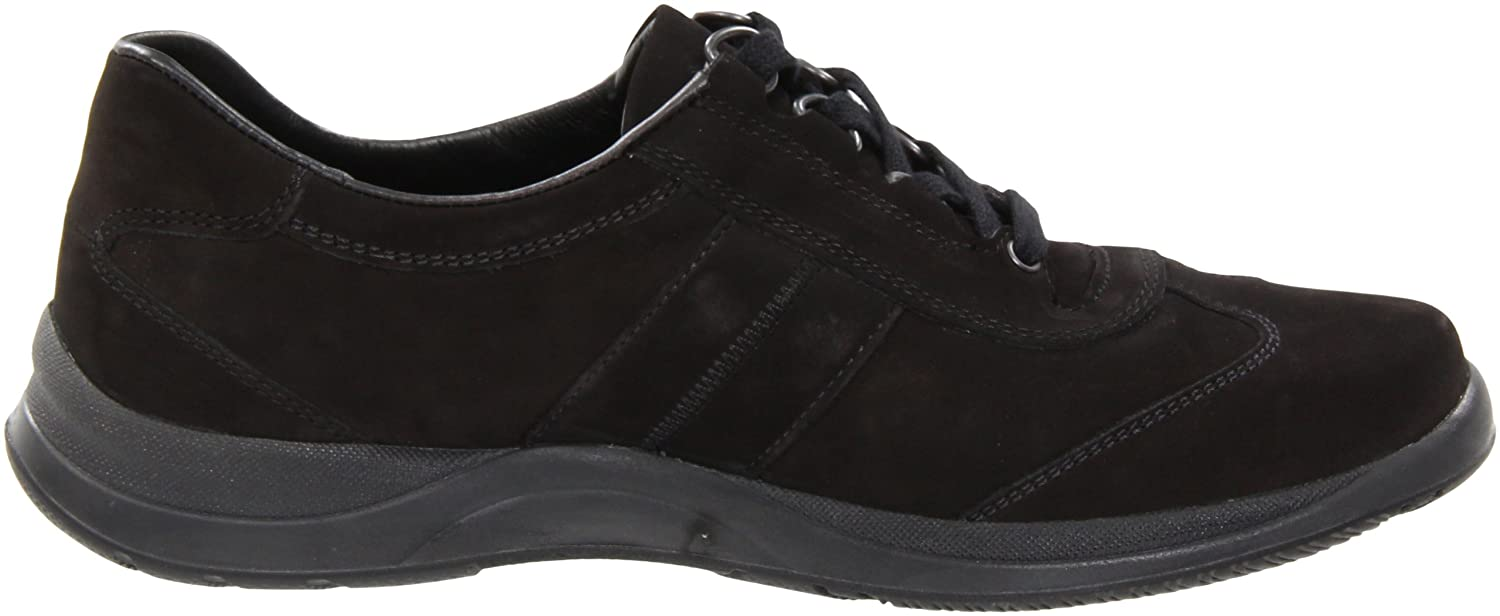 Mephisto Women's Laser Walking Shoe B004S97DTU 5.5 B(M) US|Black Nubuck