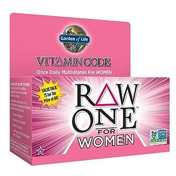 food garden multivitamin bonus deals life code women multivitamins size womens gg of s raw whole groupon