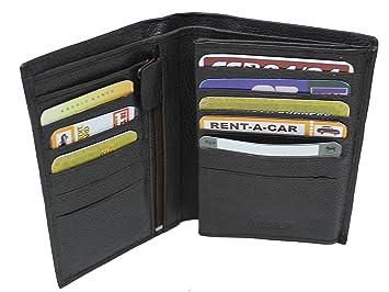 Gran billetera para hombre, bloqueo RFID, hombre y mujer, 10 ...