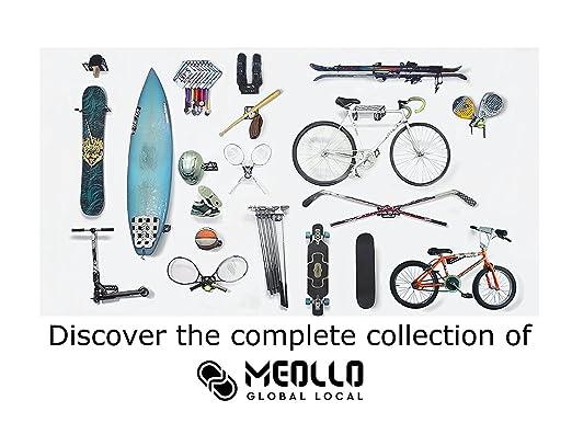 MEOLLO Soporte Colgador para Patinete - Proscooter (100% Acero) - Fabricado en España