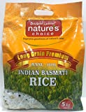 Natures Choice Indian Basmati Rice (XXXL-1121) - 5kg