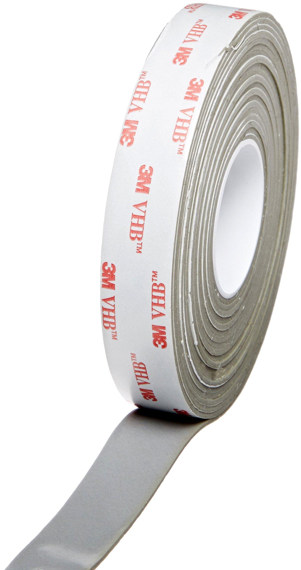 3M VHB Tape RP62 0.75 in width x 5 yd length