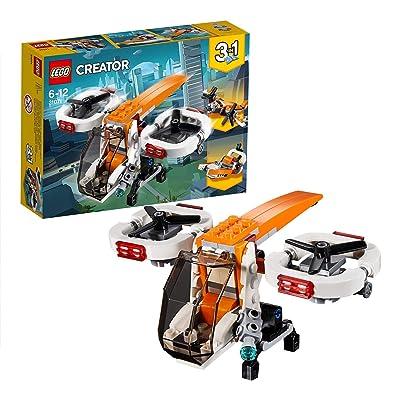 LEGO Creator - Drone Explorer: Toys & Games