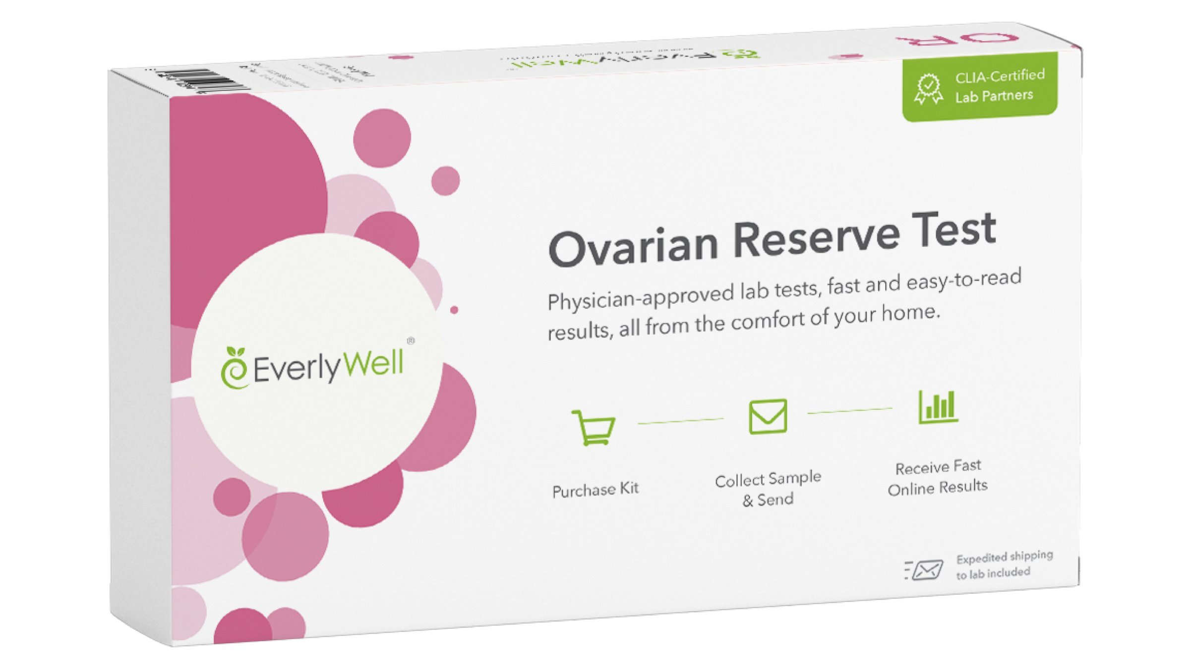 Ovarian Reserve Test (Not available in MD,NY, NJ, RI)
