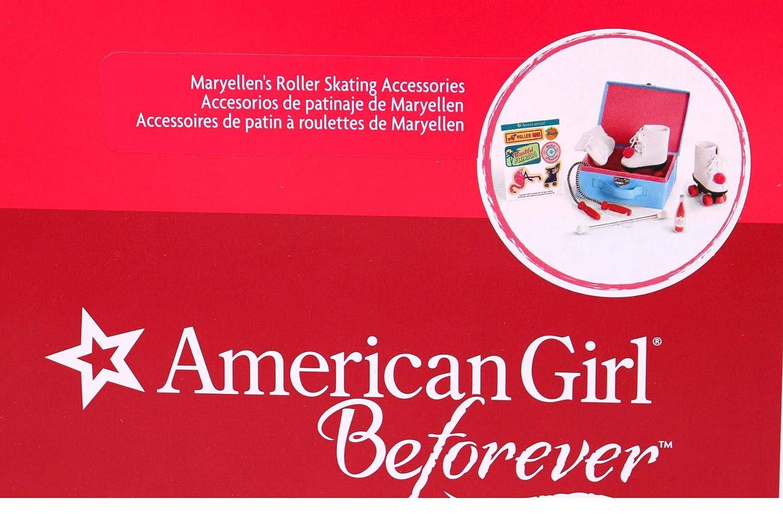 Amazon.com: American Girl Maryellens Roller Skating ...