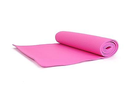 Amazoncom Suesport Deluxe Yoga Pilates Mat 74 Inch 188cm