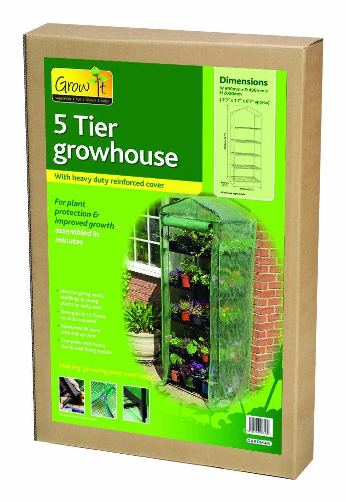 Gardman 5Tier Growhouse 08716