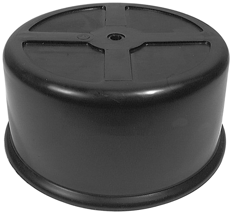 Allstar Performance ALL26040 Black Carburetor Hat