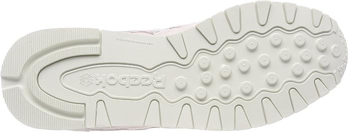 Reebok Cl Lthr Shimmer, Zapatillas de Deporte para Mujer