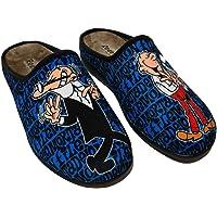 Zapatillas cómodas Andar por casa Mortadelo y Filemón - Licencia Oficial - Nuevo Modelo 2021