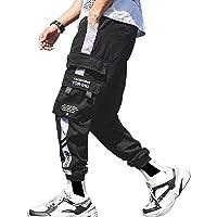 XYXIONGMAO Streetwear Hip Hop Pants Cargo Pants Joggers for Men Couple Women's Sports Casual Active Sweatpants