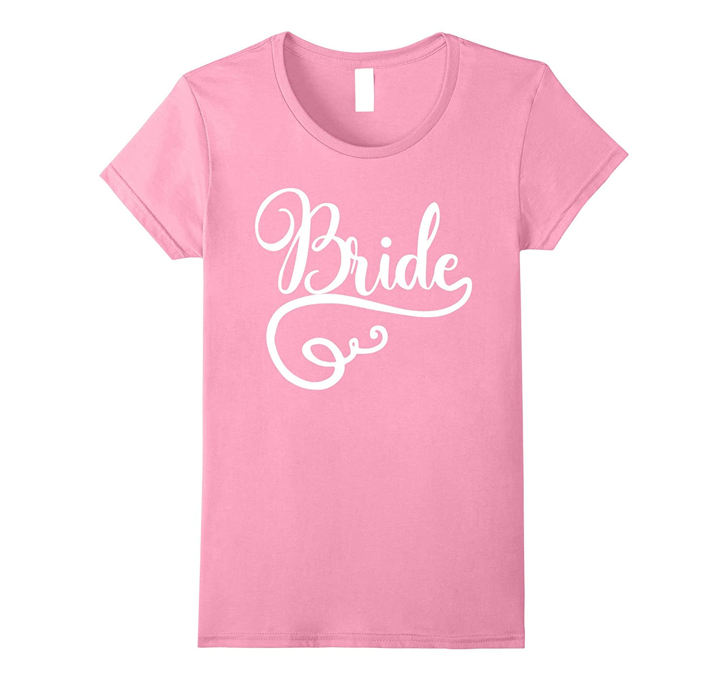 Women's Bride T-Shirt - Wedding Day Tee-Art
