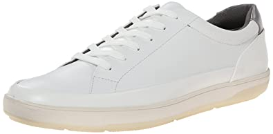 Calvin Klein Leather Sneakers FYM1PsJ