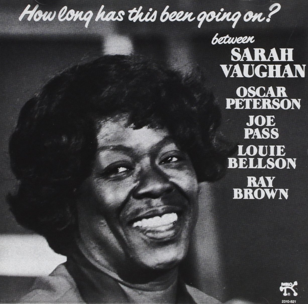 CD : Sarah Vaughan - How Long Has This Been Going On (CD)