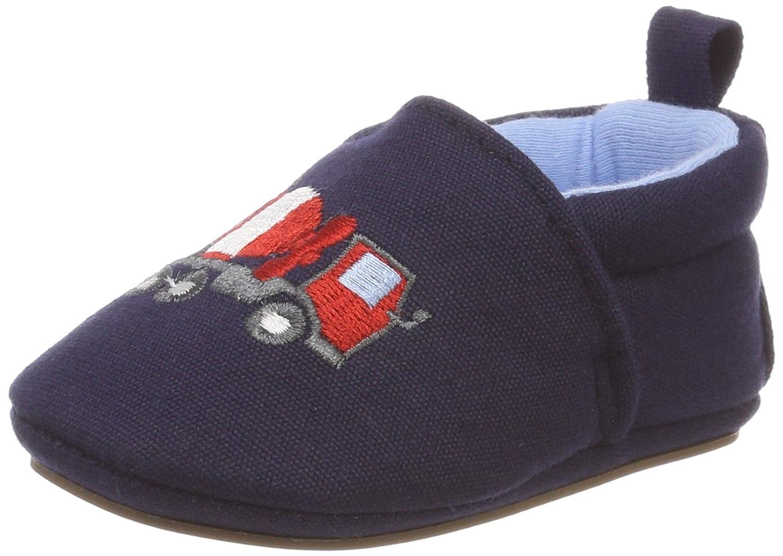 Sterntaler Baby-krabbelschuh - Zapatillas de casa Bebé-Niños 2301854